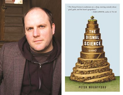 Peter Mountford, The Dismal Science—Fiction   Village Books