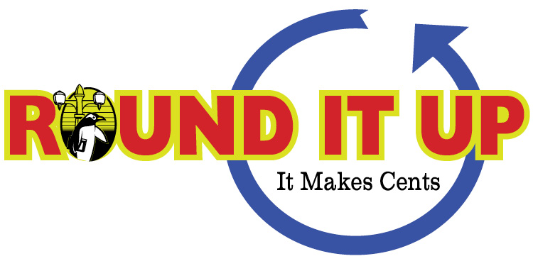 Round it Up logo