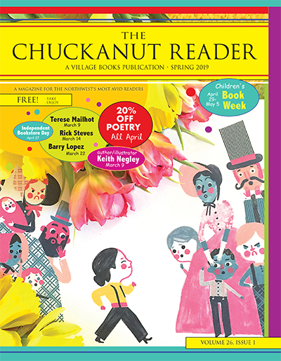 The Chuckanut Reader - Spring 2019
