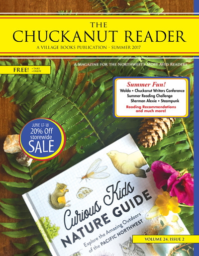 The Chuckanut Reader - Spring 2017