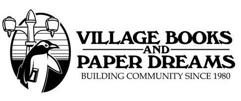 logos images of village books village books building community