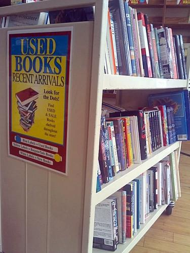 Used Book Buying Program | Village Books: Building Community