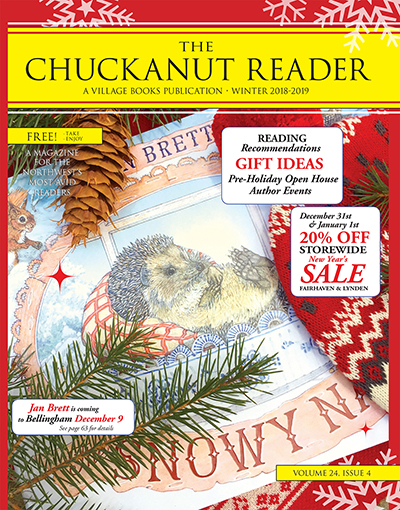 The Chuckanut Reader - Winter 2017