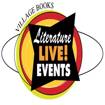 Our logo for Literature Live events