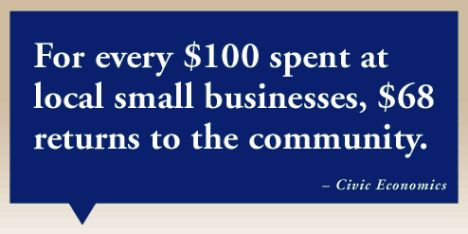 Small Business Saturday | Village Books: Building Community One ...