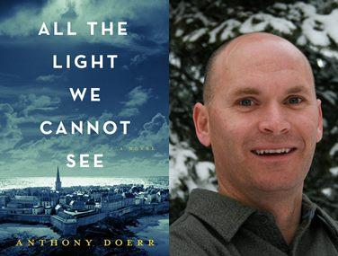 Event Photo: From Anthony Doerr ...
